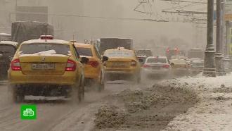 Снежный коллапс в Москве: что творится на улицах столицы