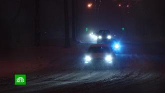 Мокрый снег сдождем: на Москву обрушился циклон