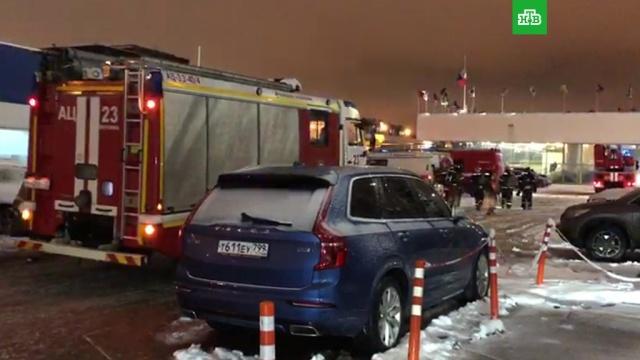 Сотрудников телецентра «Останкино» эвакуировали из-за пожара.Москва, пожары, телецентр Останкино.НТВ.Ru: новости, видео, программы телеканала НТВ