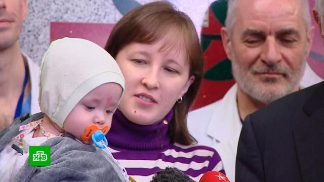 «Вся страна следила за Ваней»: Собянин поблагодарил медиков за чудо.Магнитогорск, взрывы, дети и подростки, обрушение.НТВ.Ru: новости, видео, программы телеканала НТВ