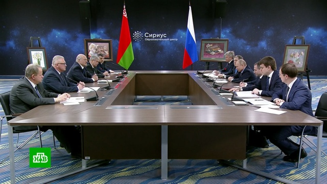 ВБелоруссии по образцу «Сириуса» создадут технопарк для вундеркиндов.Белоруссия, Лукашенко, Путин, Сочи, образование.НТВ.Ru: новости, видео, программы телеканала НТВ