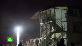 Взорвавшийся вКрасноярске дом оказался самостроем