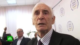 Актера Василия Ланового не пустили на борт «Победы»