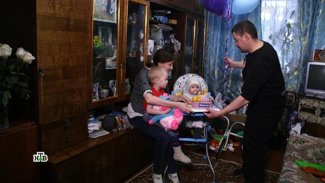 Родившийся дважды: спасенный в Магнитогорске Ваня вернулся в новый дом.У Вани Фокина, спасенного из-под руин рухнувшего дома в Магнитогорске, теперь два дня рождения: 1 января, когда его нашли спасатели; и день, когда Ваня появился на свет — 16 февраля. То есть именно сегодня, спустя два дня после выписки из московской больницы, где врачи спасли Ване жизнь, ему исполнился первый год.взрывы, дети и подростки, Магнитогорск, обрушение.НТВ.Ru: новости, видео, программы телеканала НТВ
