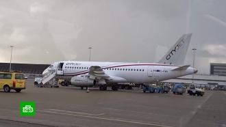 Ирландская авиакомпания CityJet отказалась от российских SSJ 100