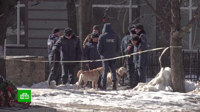 В центре Донецка произошло три взрыва.взрывы, ДНР, Донецк, Украина.НТВ.Ru: новости, видео, программы телеканала НТВ