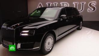 Арабский фонд получит 36% впроизводителе «лимузина Путина»