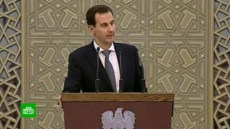 Асад призвал не доверять США в деле освобождения Сирии от террористов