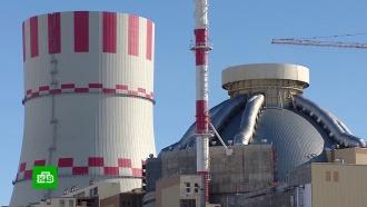 На Нововоронежской АЭС запустили инновационный «постфукусимский» энергоблок