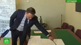 Ущерб от обрушения петербургского университета ИТМО составил 70 млн рублей