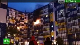 ВЛенобласти собирают теплые вещи для погорельцев из Кудрова