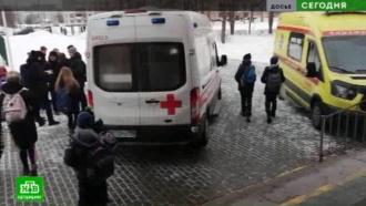 В Петербурге пятиклассников госпитализировали после инъекции «Диаскинтеста»