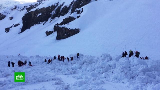 Более 10человек пропали без вести после схода лавины вШвейцарии.Швейцария, лавина.НТВ.Ru: новости, видео, программы телеканала НТВ