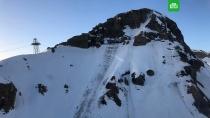 Умер один из пострадавших при сходе лавины в Швейцарии.Скончался один из пострадавших на швейцарском горнолыжном курорте Кран-Монтана. Там лавина накрыла туристов.горные лыжи, курорты, лавина, Швейцария.НТВ.Ru: новости, видео, программы телеканала НТВ