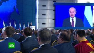 Медицина, культура, экология: пункты президентского послания касаются всех россиян