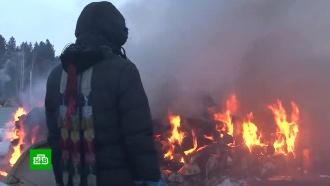 Сожгли пять верблюдов: обряд бурятских шаманов шокировал пользователей Сети
