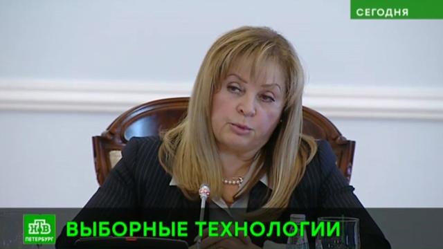 Кгубернаторской кампании вПетербурге выборы модернизируют иоцифруют.НТВ.Ru: новости, видео, программы телеканала НТВ