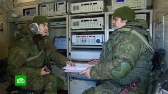 Тысячи <nobr>женщин-военнослужащих</nobr> принимают поздравления с23Февраля