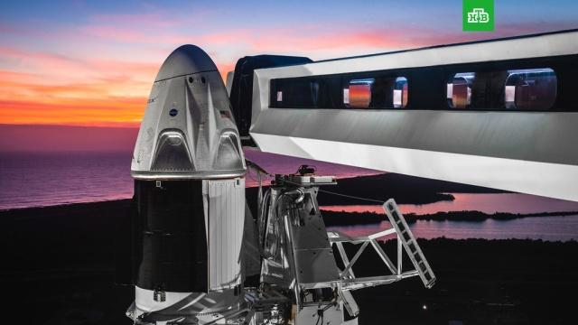 В NASA назвали дату старта корабля Crew Dragon к МКС.Испытательный запуск построенного компанией SpaceX корабля Crew Dragon к МКС запланирован на 2 марта.Илон Маск, МКС, НАСА, США, космос, ракеты.НТВ.Ru: новости, видео, программы телеканала НТВ
