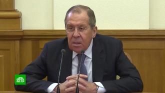 Лавров заявил об отсутствии условий для мирного договора сЯпонией