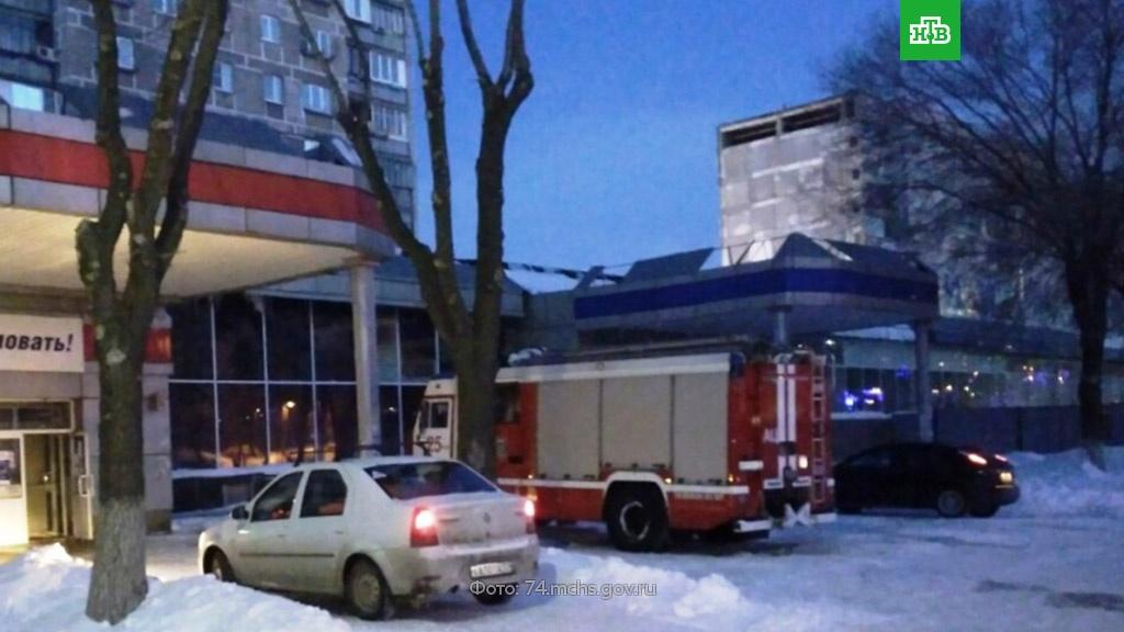 В Магнитогорске эвакуировали многоэтажку, где 31 декабря взорвался газ.Челябинская область, взрывы газа, обрушение, пожары.НТВ.Ru: новости, видео, программы телеканала НТВ