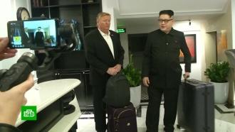 Двойника Ким Чен Ына выслали из Вьетнама в преддверии встречи лидеров КНДР и США
