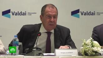 Лавров: жесткая линия США на переговорах сКНДР не даст результата