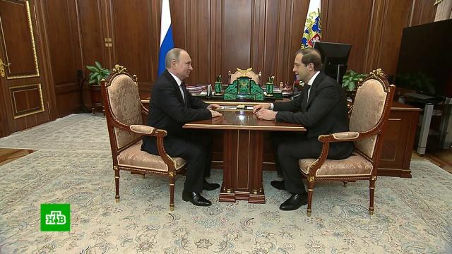Глава Минпромторга сообщил Путину о «безусловном лидерстве» Lada на авторынке России.АвтоВАЗ, автомобили, автомобильная промышленность, промышленность, Путин.НТВ.Ru: новости, видео, программы телеканала НТВ