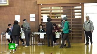Более 70% жителей Окинавы проголосовали против военной базы США
