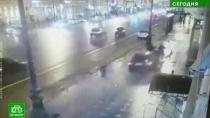 Одурманенный веселящим газом: стали известны причины страшного ДТП на Невском проспекте