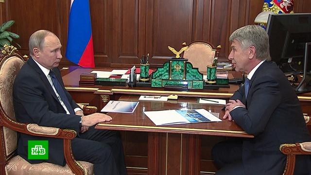 Глава «Новатэка» рассказал Путину огромадном вкладе «Арктик СПГ-2» врост экономики России.ВВП, Путин, газ, промышленность, экономика и бизнес.НТВ.Ru: новости, видео, программы телеканала НТВ