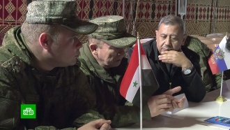 ВСирии разработали план по выводу беженцев из лагеря «Рукбан»