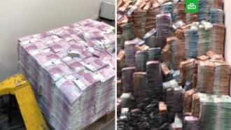«Фонтанка»: в Москве пытались сжечь гору денег в день ареста Арашукова