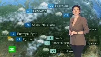 Утренний прогноз погоды на 27февраля
