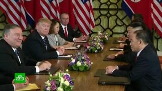 Трамп назвал Ким Чен Ына проницательным, очень умным инепостоянным парнем