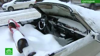 «Гром-сугроб» и другие рекорды: как Петербург пережил самую снежную зиму десятилетия
