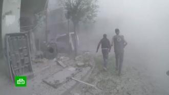 «Вероятно»: ОЗХО заявила о применении хлора в сирийской Думе в 2018 году