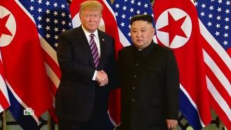 Саммит обманутых надежд: Трампа иКим Чен Ына заподозрили вспланированном шоу