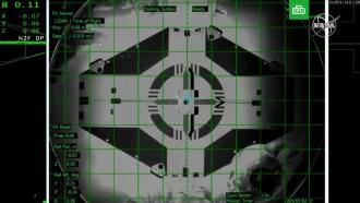 Crew Dragon с манекеном Рипли успешно пристыковался к МКС