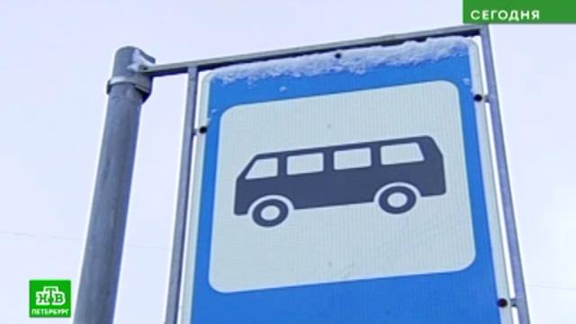 Смольный хочет запретить маршруткам остановки по требованию.Санкт-Петербург, общественный транспорт.НТВ.Ru: новости, видео, программы телеканала НТВ