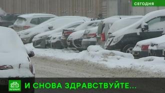Пробки, ДТП изадержки рейсов: Петербург атаковал циклон «Беннет»