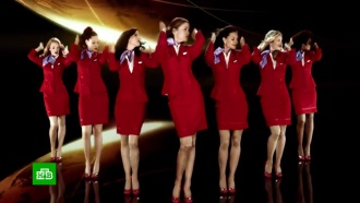 Стюардессам Virgin Atlantic разрешили отказаться от юбок и макияжа