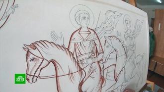 Курские мастера воссоздадут для древнего сирийского монастыря иконуXIII века