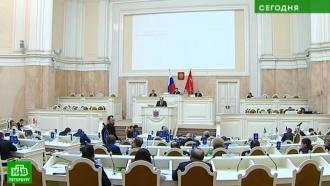 Петербургские депутаты отклонили антисталинскую инициативу «Яблока»