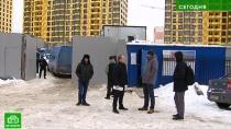 Строителей ЖК на северо-западе Петербурга выгнали с объекта и не дают зарплату