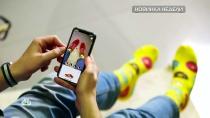Умное приложение для виртуальной примерки кроссовок.НТВ.Ru: новости, видео, программы телеканала НТВ