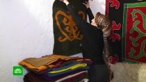 ВИнгушетии издали книгу сорнаментами войлочных ковров