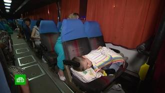 Российские автобусы предложили оснастить подушками безопасности