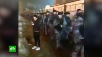 Десятки мигрантов задержаны вТЦ «Москва» ина рынке «Садовод»