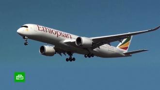 Эфиопский Boeing могла погубить слишком умная автоматика